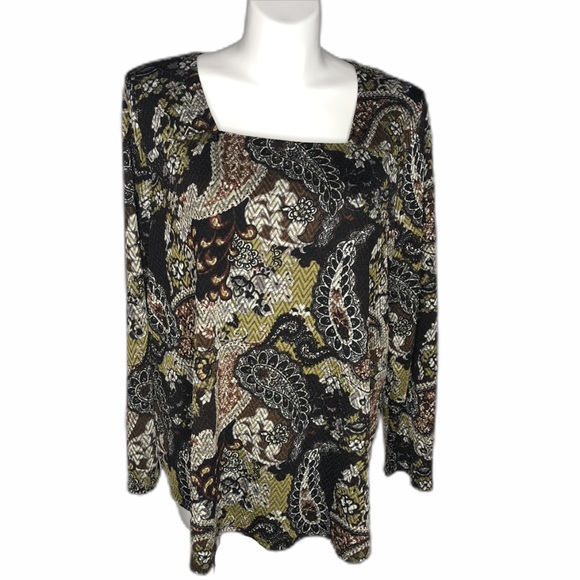 Chenault Tops - ⭐️NEW!!!  Chanault long sleeve top 22/24